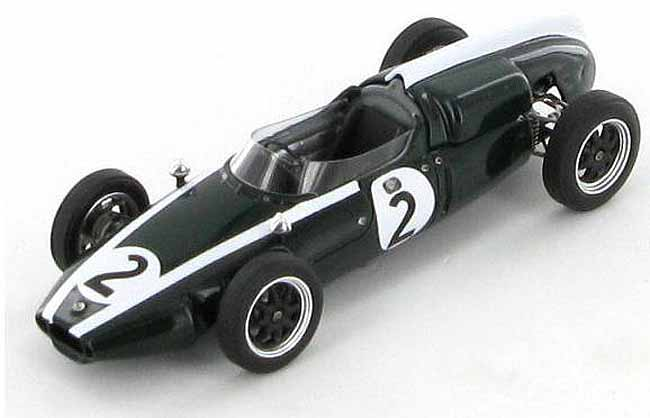 1:43 Scale Model of Jack Brabham Cooper