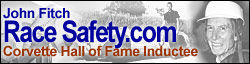 Race Safety -The Official Web Site of John Fitch